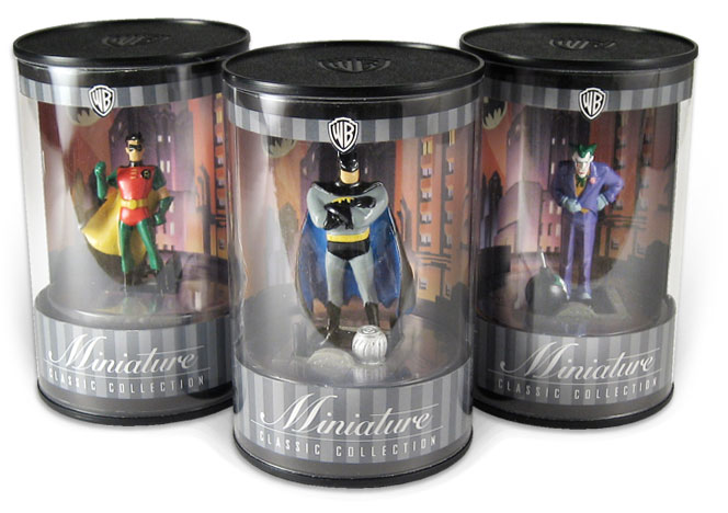 Warner Bros. Classic Collectible Figurines Batman