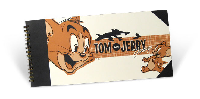 Tom and Jerry styleguide